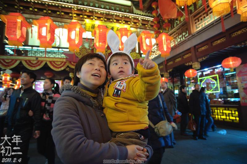 城隍庙 豫园 元宵灯会