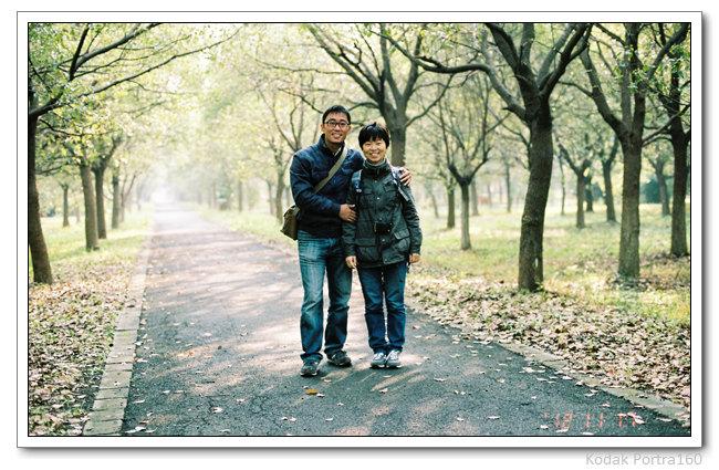 东平国家森林公园 Kodak Protra 160